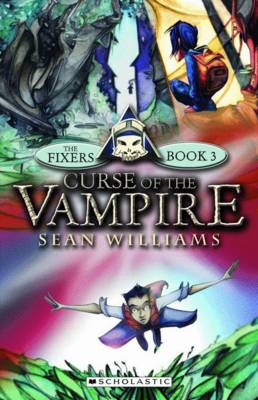 Curse of the Vampire by Sean Williams