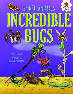 Smart Animals - Incredible Bugs book