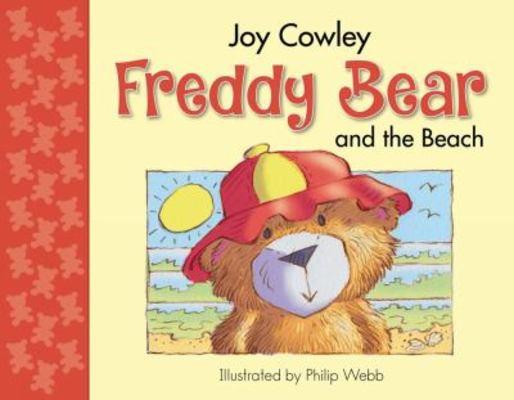 Freddy Bear and the Beach by Joy Cowley