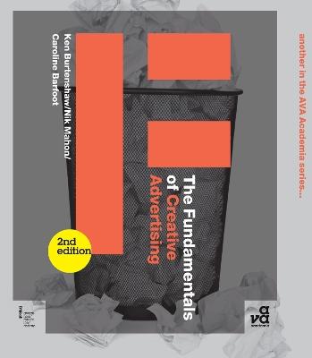Fundamentals of Creative Advertising by Ken Burtenshaw