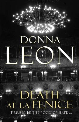 Death at La Fenice book