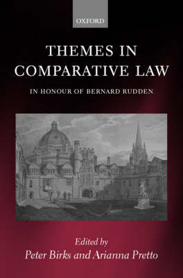 Themes in Comparative Law by Peter Birks