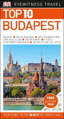 Top 10 Budapest by DK Travel