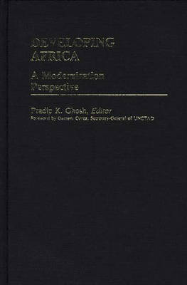 Developing Africa by Pradip K. Ghosh