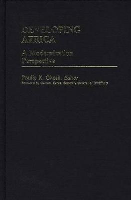 Developing Africa by Pradip K. Ghosh
