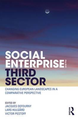 Social Enterprise and the Third Sector by Jacques Defourny