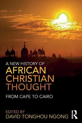 New History of African Christian Thought book