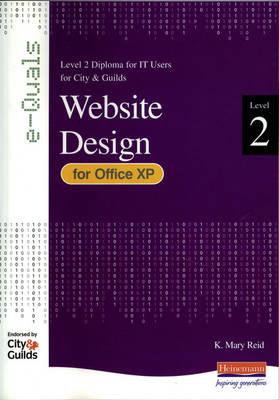 e-Quals Level 2 Office XP Website Design by K. Mary Reid