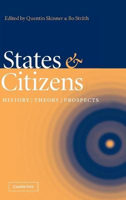 States and Citizens by Quentin Skinner