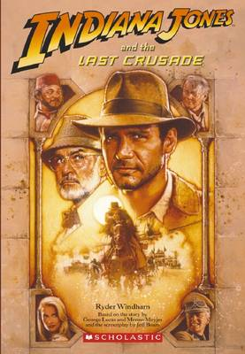 Indiana Jones and the Last Crusade book