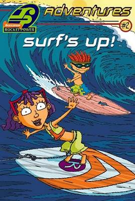 Adventures: #2: Surf's up! by Terry Collins