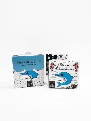 Ocean Adventures: A Magic Bath Book by Teresa Bellon
