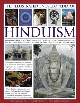 lllustrated Encyclopedia of Hinduism by Rasamandala Das
