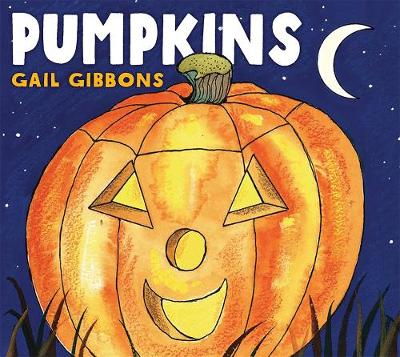 Pumpkins by Gail Gibbons