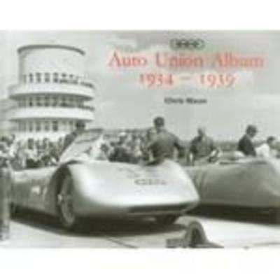 Auto Union Album by Chris Nixon