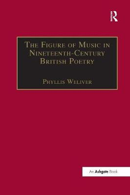 The Figure of Music in Nineteenth-Century British Poetry by Phyllis Weliver