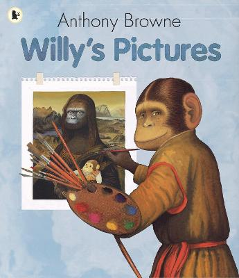 Willy's Pictures book