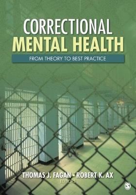 Correctional Mental Health book