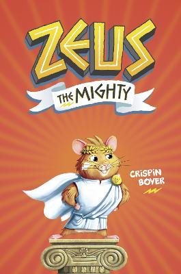 Zeus The Mighty 2: The Maze of Menacing Minotaur book