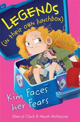 Kim Faces Her Fears book
