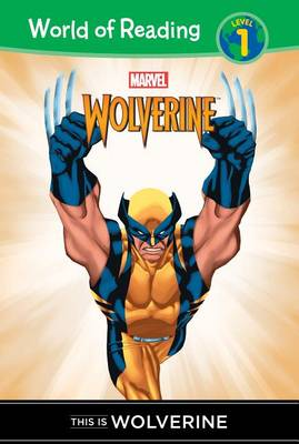 This Is Wolverine book