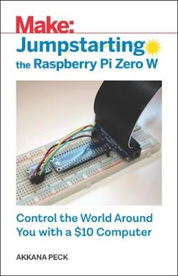 Jumpstarting the Raspberry Pi Zero W by Akkana Peck