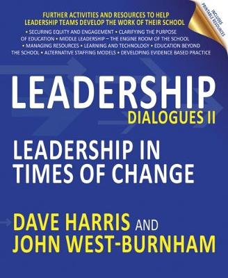 Leadership Dialogues  II by Dave Harris