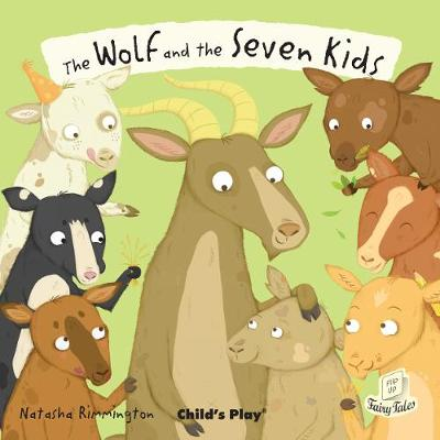 Wolf and the Seven Little Kids book