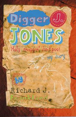 Digger Jones book