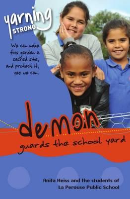 Yarning Strong Demon Guards the School Yard book