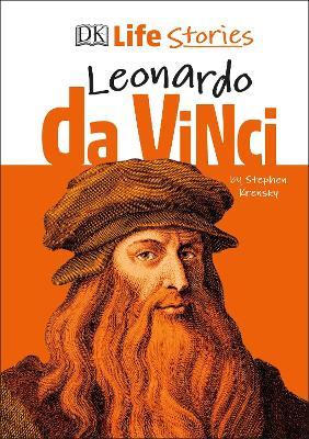 DK Life Stories Leonardo da Vinci book