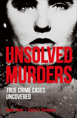 Unsolved Murders book