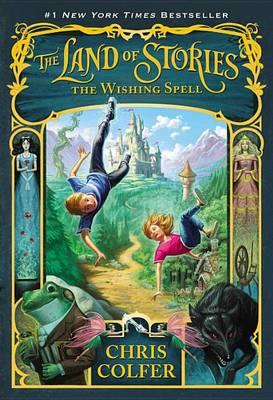 Wishing Spell book