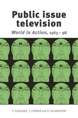 Public Issue Television by Peter Goddard