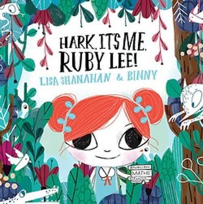 Hark, It's Me, Ruby Lee! book