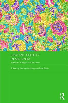 Law and Society in Malaysia book