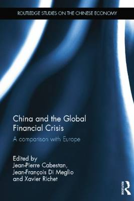 China and the Global Financial Crisis by Jean-Pierre Cabestan