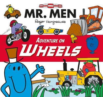 Mr Men Adventure on Wheels by Egmont Publishing UK