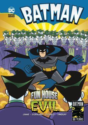 Fun House of Evil book