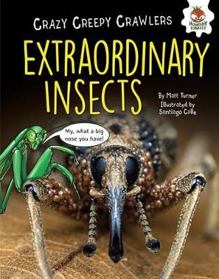 Extraordinary Insects by Matt Turner