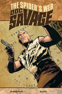 Doc Savage: The Spider's Web by Chris Roberson