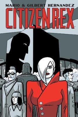 Citizen Rex book