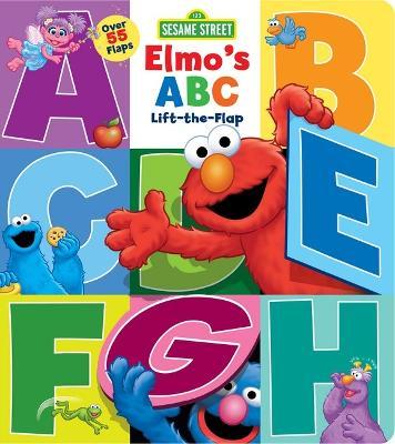 Elmo'S ABC Lift-the-Flap (Sesame Street) book