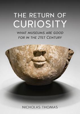 Return of Curiosity book
