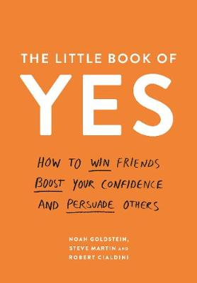 The Little Book of Yes by Noah Goldstein
