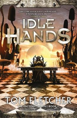 Idle Hands book