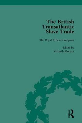 British Transatlantic Slave Trade by Dr. J. R. Oldfield