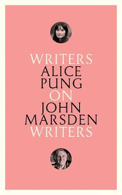 On John Marsden: Writers on Writers book