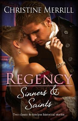 Regency Sinners & Saints/The Greatest of Sins/The Fall of a Saint book
