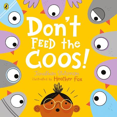 Don't Feed the Coos by Jonathan Stutzman